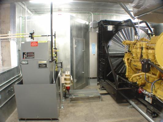 emergency generator installer: